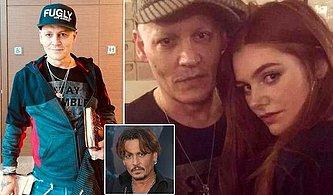 Johnny Depp'in Rusya'daki Hayranları ile Çektirdiği Fotoğrafları Görenleri Panikletti