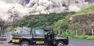 Guatemala'da Kül ve Gözyaşı: Fuego Yanardağı Faciasında Can Kaybı Artıyor