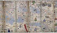 Bir Zamanlar Anadolu! En Eski Dünya Haritalarında Türkiye'yi Bulabilecek Misiniz?