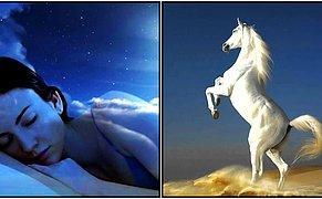 Zaferler ve Mutluluklar Yakın! Rüyada At Görmek Ne Anlama Gelir?