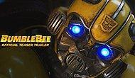 Transformers Serisinin Yeni Filmi 'Bumblebee'den İlk Fragman Geldi