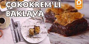 Klasik Baklava Tariflerinden Sıkılanlara: Çokokrem'li Baklava Nasıl Yapılır?