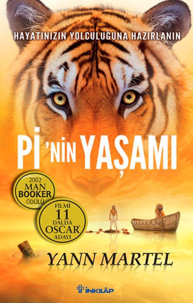 34. Pi'nin Yaşamı - Yann Martel