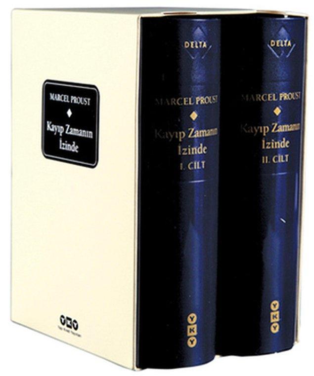28. Kayıp Zamanın İzinde - Marcel Proust