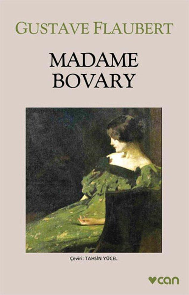 6. Madame Bovary - Gustave Flaubert