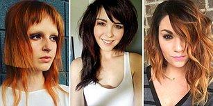 Tuhaf Trendlerin Sonuncusu Kuaförlerden Geldi: Yarısı Uzun, Yarısı Kısa Kesilmiş Saçlar