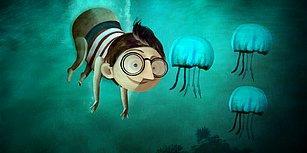 Balık Olmak İsteyen Bir Çocuğu Anlatan Ödüllü Kısa Animasyon: Jonas and the Sea