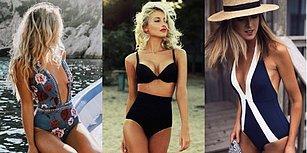 Beğendiğin Mayo ve Bikini Modellerine Göre Vücut Ölçülerini Tahmin Ediyoruz!