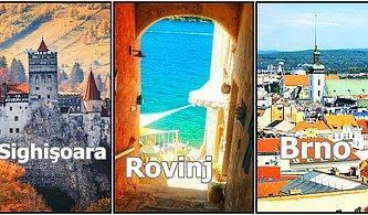 Keşke Euro Artmasaydı! Yaz Tatili İçin Mutlaka Gitmeniz Gereken 19 Avrupa Şehri