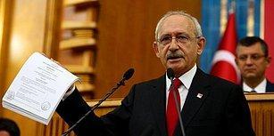 'Man Adası' Davasında Karar: Kılıçdaroğlu, Erdoğan ve Ailesine 197 Bin Lira Ödeyecek
