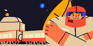 Ay'da Yaşam Nasıl Olurdu?