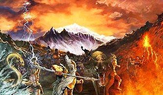 """İlk Tanrılar, Dünyanın Yaratılışı ve Odin! İskandinav Mitolojisi'nde Her Şeyin Sonu Olan Kaçınılmaz Savaş: """"Ragnarök"""""""