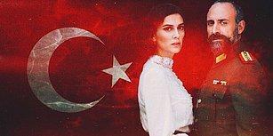 Biz Vedaları Hiç Sevmeyiz... Türk Televizyonlarından Unutulmayacak Bir Kahramanlık Hikâyesi Geçti: Vatanım Sensin!