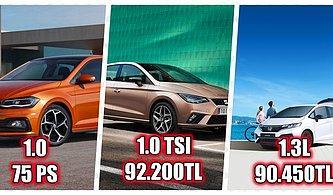 Sıfır Araba Rehberi! Piyasada 120 Bin TL'nin Altında Bulabileceğiniz Modeller