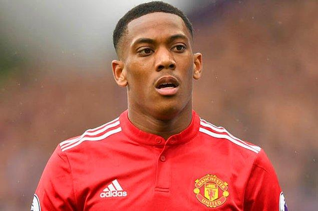 19. Anthony Martial