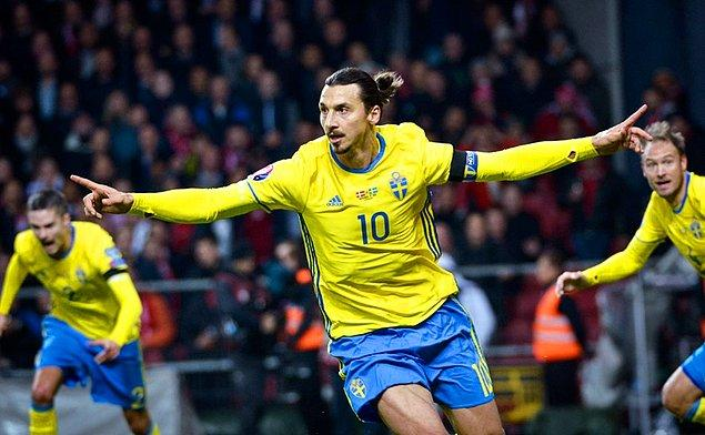 20. Zlatan Ibrahimoviç