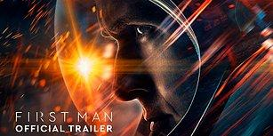 Merakla Beklenen Ryan Gosling'li First Man'den Fragman Yayınlandı