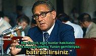 Hem Nobel Barış Ödülü Hem de Global Katil Lakabının Sahibi, Bugünkü Dünyayı Şekillendiren Karanlık Kişilik: Henry Kissinger