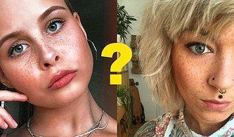 Bu Çillerden Hangisi Gerçek Hangisi Makyaj Bulabilecek misin?