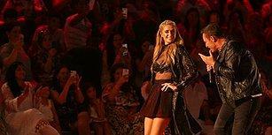 Mustafa Sandal ile Paris Hilton Aynı Sahnede!