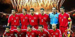 Üstünden Yıllar Geçse de Hiçbir Zaman Unutamayacağımız Anılarıyla Futbolumuzun Zirvesi 2002 Dünya Kupası