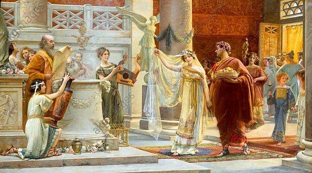 11. Roma İmparatorluğu'nun 3. imparatoru Caligula ile restleşmek pek akıl kârı bir iş değildi, çünkü sonu hüsranla bitebiliyordu. Buna en acı örneklerden biri Senatör Gaius Piso olmuştu.