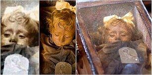 Uyuyan Güzel Uyandı! 100 Yıl Önce Ölen ve Hala Canlıymış Gibi Görünen Rosalia Lombardo Gözlerini Aralamış Olabilir mi?