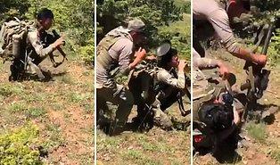 Gerçek Hayatta PUBG Oynayan Türk Askeri