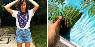 Tatilde Farklı Bir Hobi Sahibi Olmak İsteyenler İçin Güneş Işığıyla Desenler Yapma Sanatı
