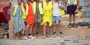 Etekle Çalışmaya Başladılar! İngiltere'de Şort Giymesi Yasaklanan İşçilerden 'Havadar' Çözüm