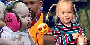 İzlanda'nın Maskotu Olan ve Türk Futbolseverlerin 'Yanakson' Lakabını Taktığı Camilla Aradottir
