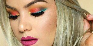 Renkli, Farklı ve Çarpıcı: Benim Makyajım Böyle Diyenler Buraya
