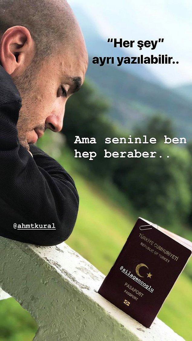 14. Ahmet Kural Sıla'ya böyle bakmadı...
