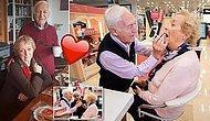 Eşi Görme Yetisini Kaybetmeden Önce Ona Makyaj Yapmayı Öğrenen 84 Yaşındaki Tatlış Amca!
