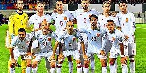 İspanya 2018 Dünya Kupası Kadrosu
