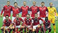 Danimarka A Milli Futbol Takımı 2018 Dünya Kupası Kadrosu