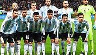Arjantin A Milli Futbol Takımı 2018 Dünya Kupası Kadrosu