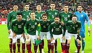 Meksika A Milli Futbol Takımı 2018 Dünya Kupası Kadrosu
