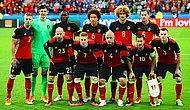 Belçika A Milli Futbol Takımı 2018 Dünya Kupası Kadrosu