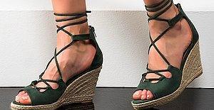 Hayalindeki O Yaz Ayakkabısını En Uzun Güne Özel Fırsatlarla Almak İstiyorsan Seni Buraya Alalım!