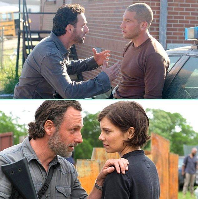 6. The Walking Dead'in 9. sezonunda Jon Bernthal da olacak.