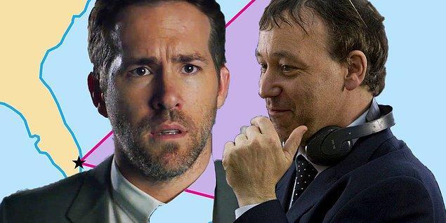 7. Sam Raimi'nin yöneteceği Bermuda Triangle filminin başrolünü Ryan Reynolds üstlenecek.