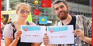 Londralılar, Türk Olsaydı 24 Haziran'da Hangi Partiye Oy Verirdi?