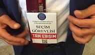 İçişleri Bakanlığı 'Biz Vermedik' Dedi: Peki 'Tam Erişim' Yazılı ve Karekodlu Kart Taşıyanlar Kim?
