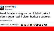 Anadolu Ajansı'nın Açıkladığı İlk Seçim Sonuçlarıyla Fena Halde Dalgasını Geçen Yaratıcı İnsanlar