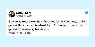 Fox TV ve Fatih Portakal'a Seçim Yayını Nedeniyle Sosyal Medyadan Büyük Tepki