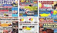 Gazeteler Sonuçları Nasıl Gördü? 24 Haziran Seçimi Manşetlerde