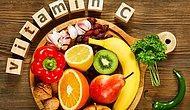 Beyin Gücünüzü Korumak İçin Mutlaka Almanız Gereken 10 Vitamin