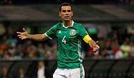 Meksika Milli Takımı Kaptanı Rafael Marquez'e Sponsor Boykotu: 'Takım Arkadaşlarıyla Aynı Suyu Bile İçemiyor'