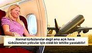 Uçağa Binerken Duyduğunuz Korkuların Hangileri Yersiz Hangileri Mantıklı Biliyor musunuz?